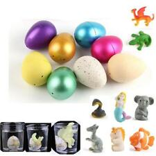 Kids Toys Novelty Hatching Dinosaur Eggs in Water Growing Pet Dino Animal Models