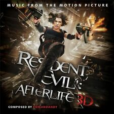 Tomandandy - Resident Evil: Afterlife (CD Used Like New)
