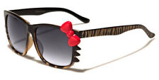 KT01ANL WOMENS LADIES GIRLS DESIGNER SUNGLASSES CELEBRITY HELLO KITTY NEW