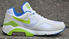 nike air max 180 HOA sz 8 OG LIME Blue 1 87 95 97 96 98 day 270 90 Classic wmns