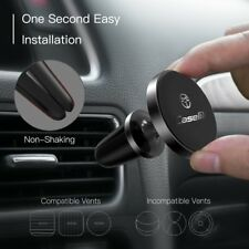 CaseMe Round Magnetic Car Phone Holder 360 Degrees Rotation Phone Bracket KZ