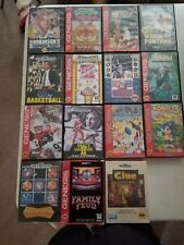Lot of Sega Genesis games in their cases.WE COMBINE SHIPPING!!!