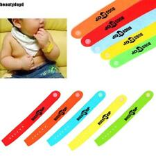 New Yellow Anti Mosquito Insect Repellent Mosquito Killer Bracelet Strap BD6 01