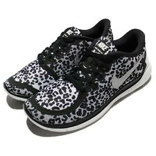 Nike Free 5.0 Print GS Kids Youth Girls Womens Running Shoes Run 748870-001