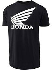 Troy Lee Designs Honda Black Wing Kids T-Shirt