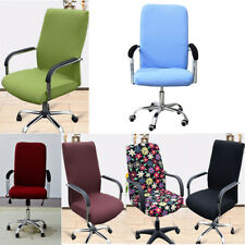 Stretchy Chair Cover Armchair Seat Swivel Chair Slipcover for Home Office