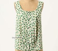 NEW Anthropologie Ping-Pong Tank by Postmark  Size 8
