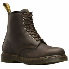 Dr.Martens 1460 8 - Eyelet Gaucho Womens Leather Lace-up Combat Boots