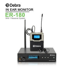 Top Qulailty!!!The new type Professional In Ear Monitor System ER180 For Stage