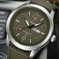 Sports Men Watch Army Military Mens Wristwatch Week Display Fashion Casual Campi