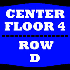 2 TIX LEWIS BLACK 4/27 FLOOR 4 ROW D ACL LIVE AT THE MOODY THEATER AUSTIN