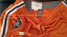 Abercrombie & Fitch Ruehl No.925 vintage fleece shorts NWT authentic items