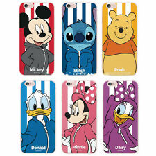 Covers Characters Disney for iPhone 6,7 Samsung Galaxy, Daisy, Minnie, Stitch