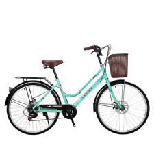 Ladies Pedal Bike *Alloy Rims *PHOENIX* Shimano 7Sp Shifter $199 Disk F/B