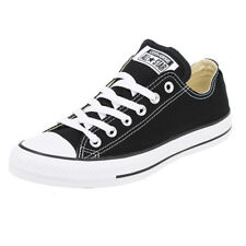 Converse Womens Chuck Taylor Lo-Cut Shoes in Black