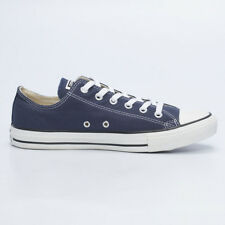 Converse Mens Chuck Taylor All Star Lo-Cut Shoes in Blue