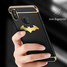Luxury Sand batman wing Plating Case Cover For iPhone X 8 7 Plus iPhone 6s Plus