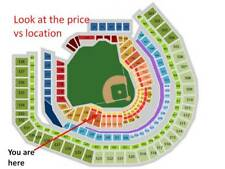2 row 8 aisle field box tix Mets v Brewers 4/15; Youth BB glove day; club access