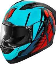 Icon Alliance GT Primary Blue Red Helmet