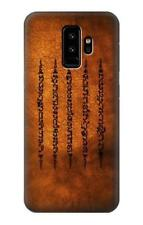 S2251 Five Rows Success Good Luck Tattoo Case For Samsung Galaxy S A E J Note