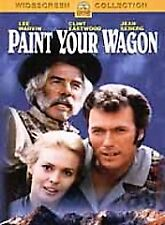 Paint Your Wagon (DVD, 2001, Widescreen) LIKE NEW