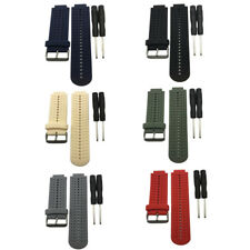 Replacement Wrist Watch Band Strap for Garmin Forerunner 220 230 235 620 630
