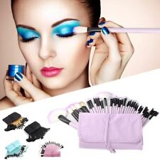 Professional 32pcs Makeup Brushes Cosmetic Tool Set with Bag Eyeshadow Face