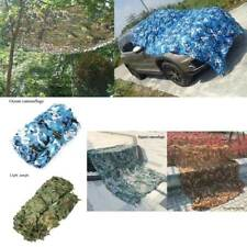 4x2M Woodland Camouflage Net Camo Netting Hunting Camping Hide Shelter