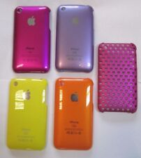 iPhone 3Gs Hard Case Cover Gloss Finish Various colours