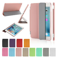 Smart Cover Case for Apple New iPad 9.7 Inch 2018 Magnetic PU Leather Protector