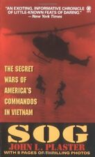 SOG: SECRET WARS OF AMERICA'S COMMANDOS IN VIETNAM By John L. Plaster BRAND NEW