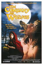 73717 The Company of Wolves 1984 Movie Decor Wall Print Poster