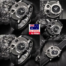 Men Watch Waterproof Quartz Analog Fashion Casual Luxury Sport Wristwatch Gift