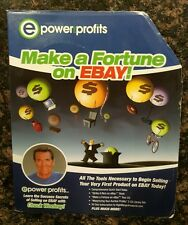 E power and profits-make a fortune on eBay! By Chuck Woolery (SEALED, OOP, RARE)