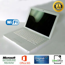 Fast Apple MacBook 2.00 Ghz 4GB Ram 160HDD Nvidia Bluetooth Webcam Snow Leopard