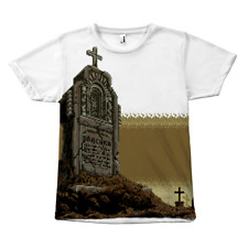 Super Castlevania 4 All Over Unisex Shirt