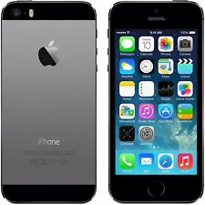 Apple iPhone 5s 32GB Factory Unlocked (Verizon, AT&T, T-Mobile, GSM) Space Gray