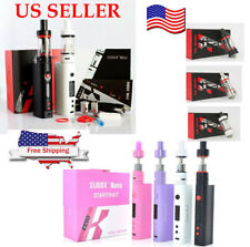 Kangertech Kanger Subtank Subox Mini Starter Kit Mini 50W VW Vape Box M od USA