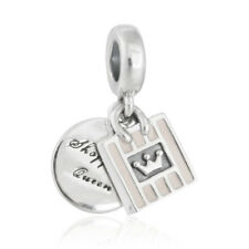 authentic 925 sterling silver Charms Dangle Enamel Pendant genuine charms Beads
