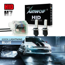 DC 55W Hid H3 H4 H7 H8 H11 HB3 HB4 Xenon Bulbs Conversation Kit Headlight 6000K