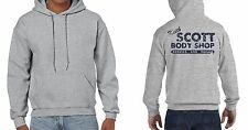 Keith Scott Body Shop (One Tree Hill) - Mens Hoodie (Hooded Top)