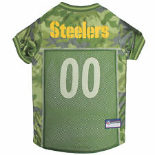 Pets First Pittsburgh Steelers Camo Jersey