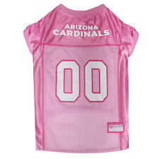 Pets First Arizona Cardinals NFL Pink Mesh Jersey