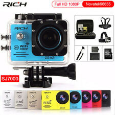 Action camera Full HD 1080P 30FPS gopro hero 4 Stlye Novatek96655 Wifi