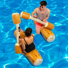 YhsBUY® 4Pcs/set Log Joust Pool Float Inflatable Pool Toy Bumper Party Gladiator