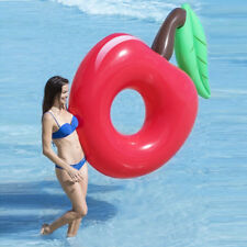 YhsBUY® Giant Inflatable Cherry Pool Float Red Beach Water Summer Party Toys