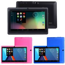 7Inch Google Android 4.4 Duad Core Tablet PC 1GB + 8GB Dual Camera Wifi BT New