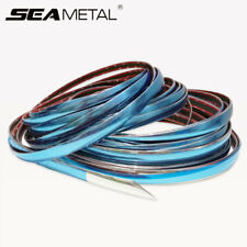 SEAMETAL® Car Molding Strip Trim Window Door Chrome ABS Decoration Sticker