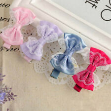 Cute Lace Bowknot Hair Clips Baby Girl Hairpin Child Hair Accessories  Headdress
