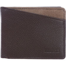 Roots 73 Slim Leather RFID Wallet 2 Colors Men's Wallet NEW